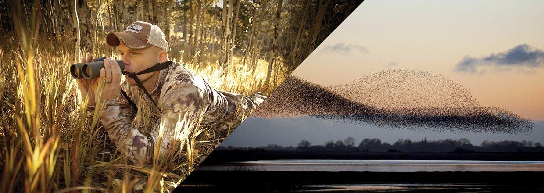 Optik til den aktive jæger eller ornitolog