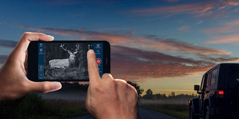 Yukon Stream Vision app til Android & iOS